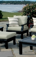 Picture of Seaside Nantucket Outdoor Polymer Lounge Chair