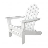 Picture of PolyWood Adirondack AD5030 Recycled Plastic Outdoor Dining Chair