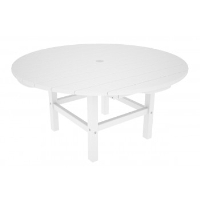 """Picture of Polywood Adirondack RCT38 , Recycled Plastic Outdoor 38"""" Conversation Table"""