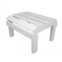 Picture of Polywood Adirondack OT20, Outdoor Recycled Plastic Ottoman