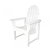 Picture of Polywood Adirondack ADDC-1, Recycled Plastic Outdoor Dining Chair