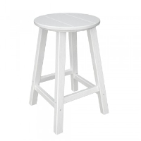Picture of Polywood BAR224, Outdoor Recycled Plastic Counter Height Bar Stool