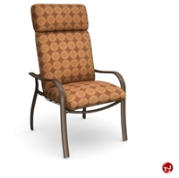 Picture of Homecrest Holly Hill 2247A, Outdoor Cushion High Back Dining Chair