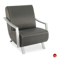Picture of Homecrest Airo 2, Outdoor Aluminum Deep Seating Cushion Arm Chair