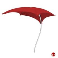 Picture of Homecrest Cirque 6010U, Outdoor Aluminum Collapsible Umbrella