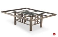 Picture of Homecrest 5550B Burner Firepit, Outdoor Firepit with Open Tile Table Top
