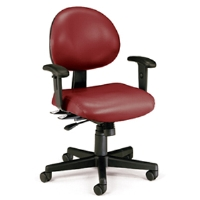 Picture of OFM 241-VAM-AA, 24 Hour Vinyl Task Chair