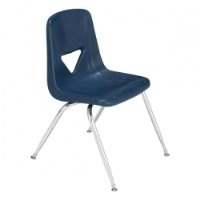 Picture of Scholar Craft 120 Series, 129 Poly Plastic Classroom Stack Chair