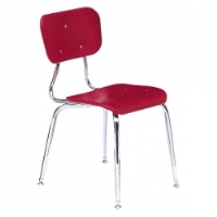 Picture of Scholar Craft 130 Series, 137 Poly Plastic Classroom Stack Chair