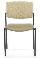 Picture of Stance Achieve SA500, Healthcare Medical Armless Stacking Chair