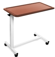 Picture of Stance Overbed Table ST160, Triumph Mobile Thermoformed Top Table