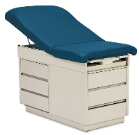 Picture of Stance SE6080-SD Examination Table,Healthcare Medical Exam Table,5 Drawers