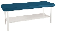Picture of Stance ST6085-SH Treatment Table, Healthcare Medical Exam Table with Shelf