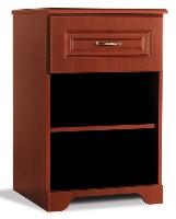 Picture of Stance Kindred SK100-24, Healthcare Medical Bedside Table, 1 Drawer,Open Shelf