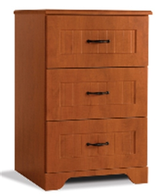 Picture of Stance Kindred SK120, Healthcare Medical Bedside Table, 3 Drawers