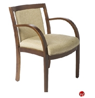 Picture of Arcwood Contemporary Guest Side Reception Arm Chair