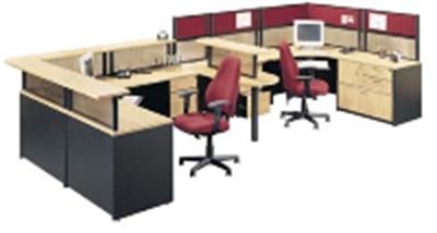 2 person reception desk Double Reception Laminate Person Desk Reception Cubicle Workstation Rapid Office Furniture The Office Leader Laminate Person Desk Reception Cubicle Workstation