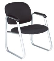 Picture of Guest Side Reception Arm Sled Base Visitor Chair