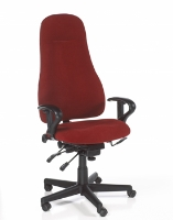 Picture of 24 Hour Extra Tall High Back Ergonomic Multi Function Office Task Chair