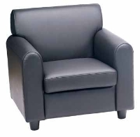 Picture of Contemporary Reception Lounge Lobby Club Chair