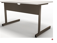 "Picture of Abco New Medley 24"" x 48"", Fixed Height Training Table, Modesty Panel, CCFL24486"