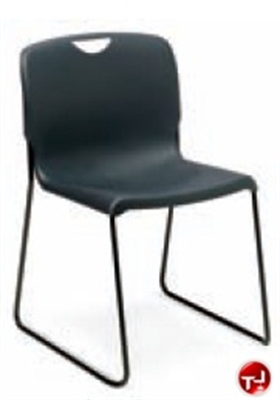 Picture of Abco Smart SST50900, Guest Side Reception Sled Base Arm Chair