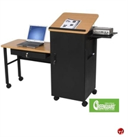 Picture of Balt 27537 Lecture Station, Lectern for Projector / Notebook