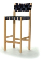 Picture of Valore Cabana 6020,Contemporary Armless Cafe Dining Barstool