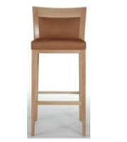 Picture of Valore Da Vinci 3215, Contemporary Armless Cafe Dining Barstool
