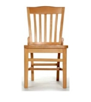 Picture of Valore Essential I - 4310, Contemporary Guest Side Armless Wood Chair