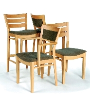 Picture of Valore Toscana 3415, Guest Side Reception Dining Armless Chair