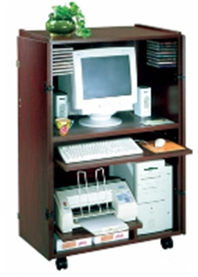 Ironwood TSU, Mobile Tower Computer Security Desk Workstation