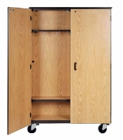 Picture of Ironwood 1036, Mobile Closed Wardrobe Storage Cabinet