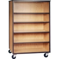 Picture of Ironwood 1040, Mobile Open Storage Cabinet