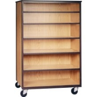 Picture of Ironwood 1041, Mobile Open Storage Cabinet