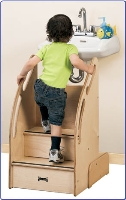 Picture of Jonti Craft 0552JC, Stationary Up-N-Down Steps