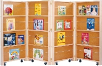 Picture of Jonti Craft 0267JC, Kids Mobile Room Dividers