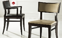 Picture of Diamante 1 Contemporary Guest Side Reception Arm Chair