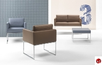 Picture of Cubic Guest Contemporary Reception Lounge Lobby Club Chair