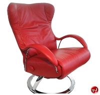 Picture of Lafer Diva Recliner, Leif Petersen NCLFDV Magnolia Chair