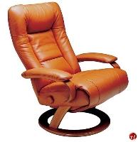 Picture of Lafer Ella Recliner, Leif Petersen NCLFEL Foam Body Chair