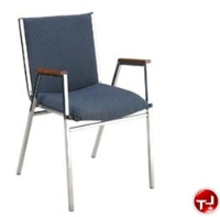 Picture of KFI 400 Series, 421 Guest Side Arm Stack Chair