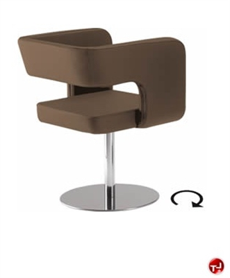 Picture of Aceray 362SWIV, Contemporary Reception Lounge Swivel Chair
