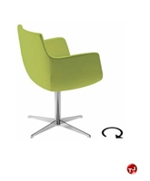 Picture of Aceray 363SWIV, Contemporary Reception Lounge Swivel Chair