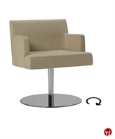 Picture of Aceray 383, Contemporary Reception Lounge Lobby Swivel Chair