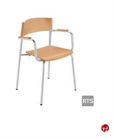 Picture of Aceray 384, Contemporary Guest Side Reception Stack Chair