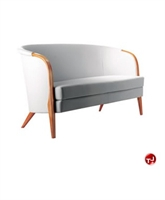 Picture of Aceray DUO, Contemporary Reception Lounge 2 Seat Loveseat Sofa