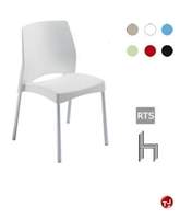 Picture of Aceray Breeze, Outdoor Contemporary Dining Armless Stack Chair