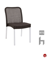 Picture of Aceray Filo, Outdoor Wicker Dining Armless Stack Chair