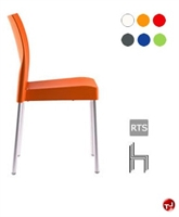 Picture of Aceray 135, Outdoor Plastic Armless Stack Chair